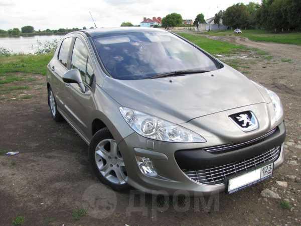 Peugeot 308, 2010 год, 445 000 руб.