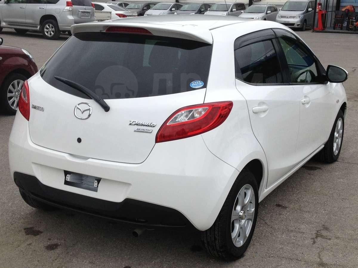В Приморье будут выпускать до 100 тысяч автомобилей Mazda в год