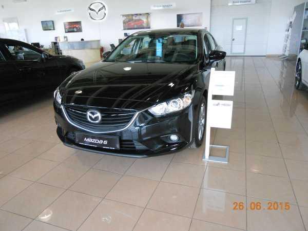 Mazda Mazda6, 2015 год, 1 351 500 руб.