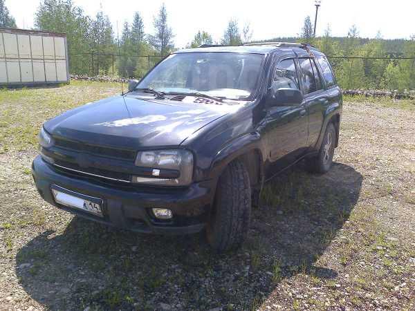 Chevrolet TrailBlazer, 2007 год, 750 000 руб.
