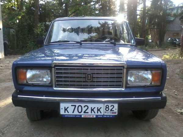 Лада 2107, 2006 год, 137 000 руб.