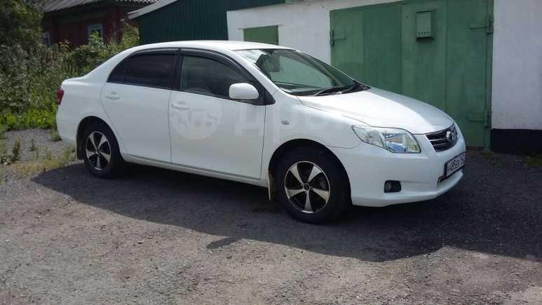 Toyota Corolla Axio, 2010 год, 490 000 руб.