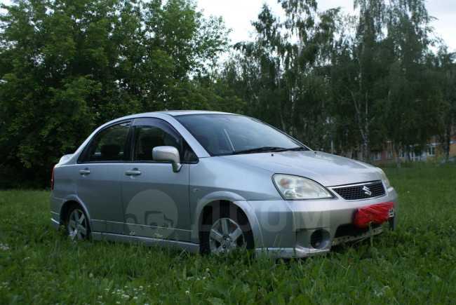 Suzuki Aerio, 2004 год, 225 000 руб.