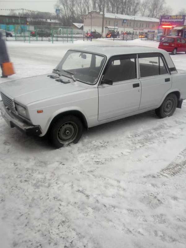 Лада 2107, 2010 год, 118 000 руб.