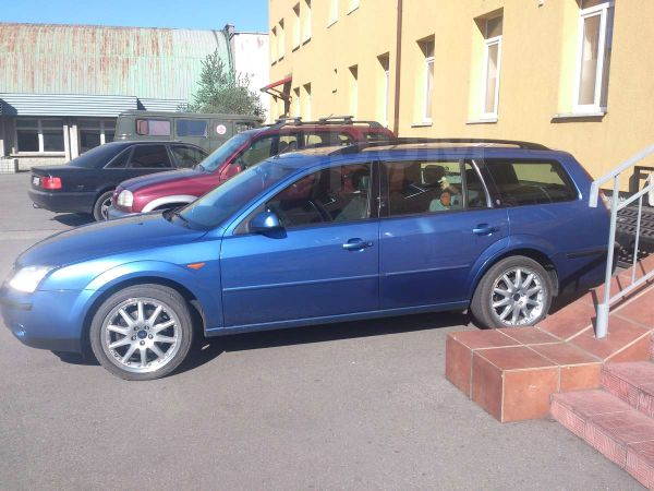 Ford Mondeo, 2001 год, 200 000 руб.
