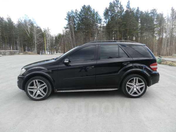 Mercedes-Benz M-Class, 2006 год, 850 000 руб.