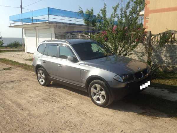 BMW X3, 2004 год, 635 000 руб.