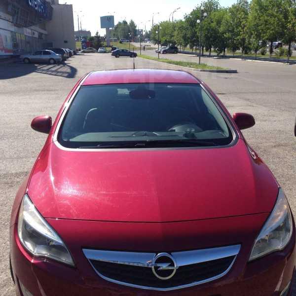 Opel Astra, 2010 год, 535 000 руб.
