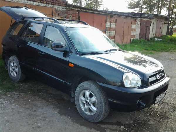 Hyundai Santa Fe Classic, 2008 год, 490 000 руб.