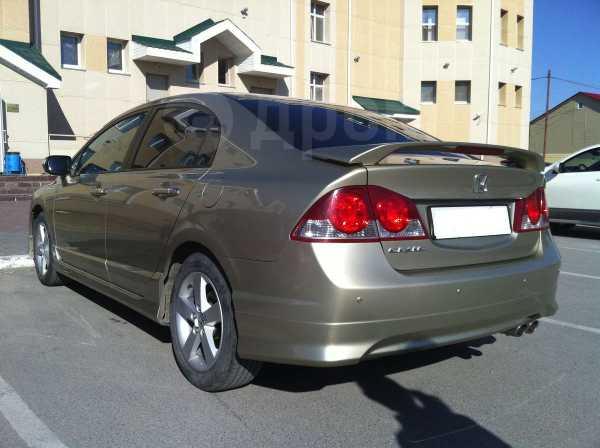 Honda Civic, 2007 год, 480 000 руб.