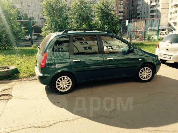 Hyundai Matrix, 2004 год, 340 000 руб.