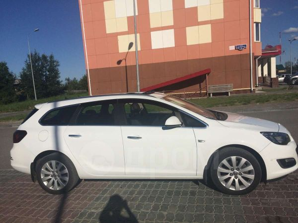 Opel Astra, 2013 год, 780 000 руб.
