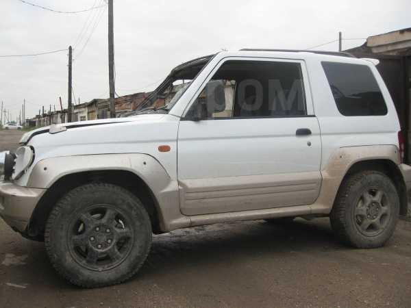 Mitsubishi Pajero Junior, 1996 год, 85 000 руб.
