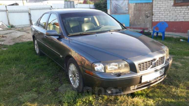 Volvo S80, 2005 год, 400 000 руб.