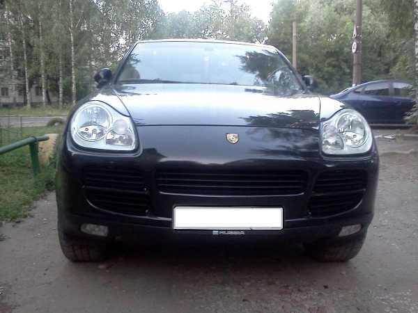 Porsche Cayenne, 2003 год, 750 000 руб.