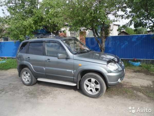 Chevrolet Niva, 2011 год, 340 000 руб.