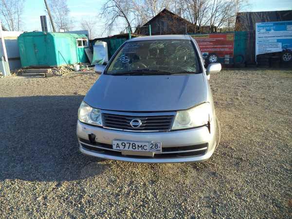 Nissan Liberty, 2001 год, 160 000 руб.