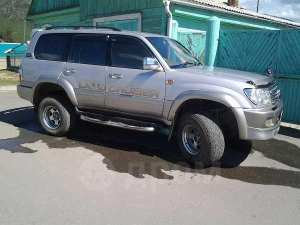 Toyota Land Cruiser, 2002 год, 1 200 000 руб.