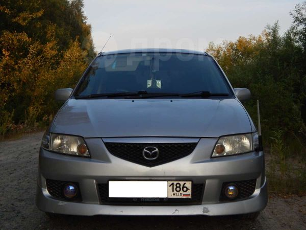 Mazda Premacy, 2001 год, 250 000 руб.