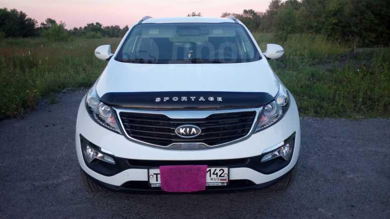 Kia Sportage, 2011 год, 739 000 руб.