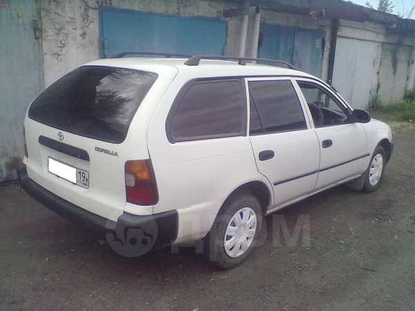 Toyota Corolla, 1994 год, 99 000 руб.