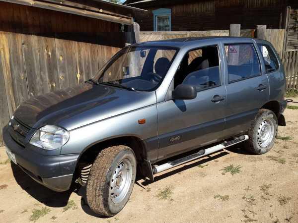 Chevrolet Niva, 2007 год, 350 000 руб.