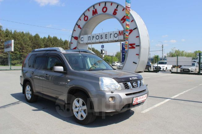 Nissan X-Trail, 2007 год, 654 995 руб.