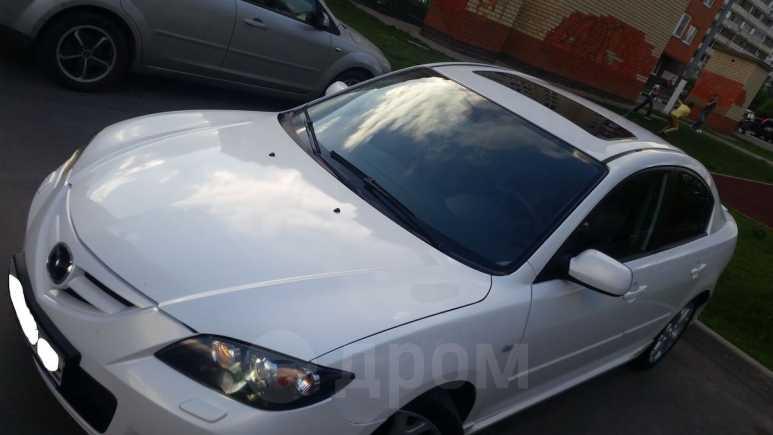 Mazda Mazda3, 2008 год, 500 000 руб.
