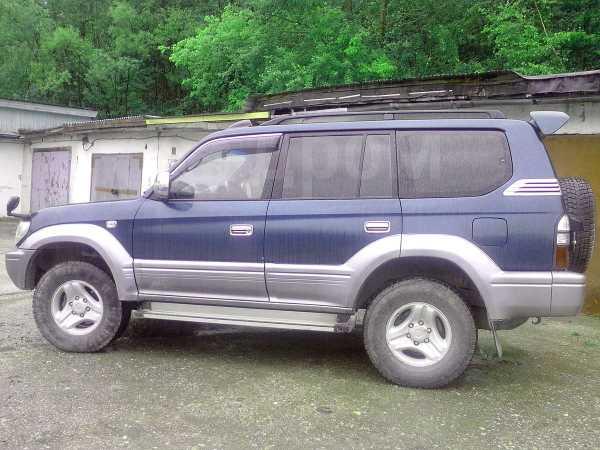 Toyota Land Cruiser Prado, 1998 год, 360 000 руб.
