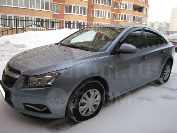 Chevrolet Cruze, 2011 год, 270 000 руб.
