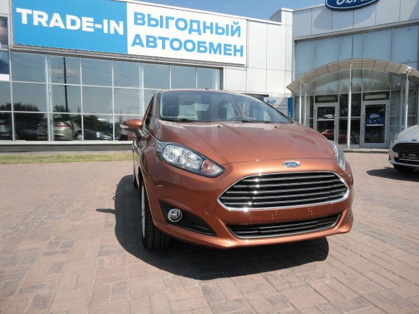 Ford Fiesta, 2015 год, 694 500 руб.