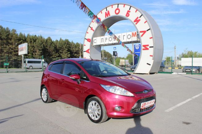 Ford Fiesta, 2012 год, 484 995 руб.