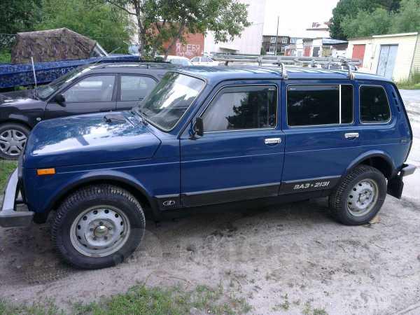 Лада 4x4 2131 Нива, 2005 год, 137 000 руб.