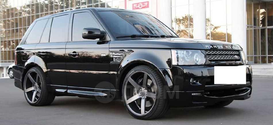 Land Rover Range Rover Sport, 2012 год, 1 600 000 руб.