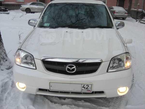 Mazda Tribute, 2003 год, 330 000 руб.