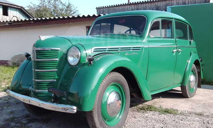 Москвич Москвич, 1958 год, 130 000 руб.