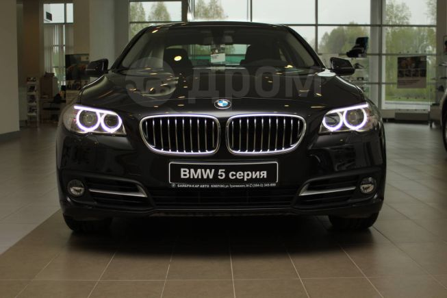 BMW 5-Series, 2015 год, 2 132 000 руб.