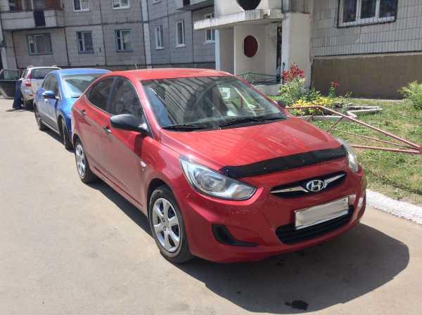 Hyundai Solaris, 2011 год, 439 990 руб.
