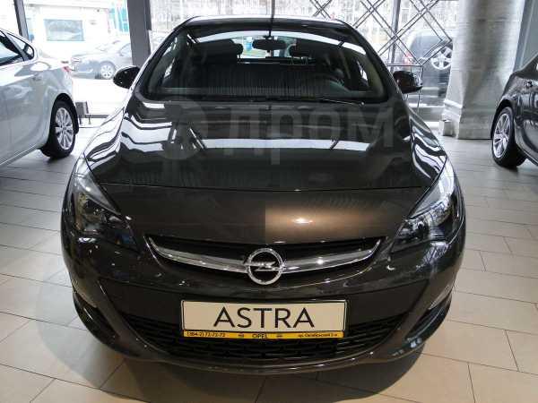 Opel Astra, 2014 год, 843 500 руб.