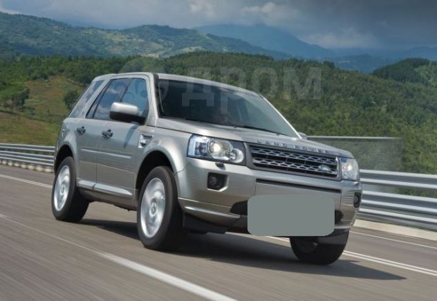 Land Rover Freelander, 2012 год, 1 085 000 руб.