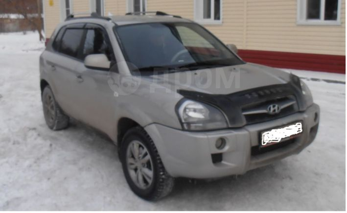 Hyundai Tucson, 2008 год, 500 000 руб.