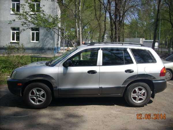 Hyundai Santa Fe, 2001 год, 385 000 руб.
