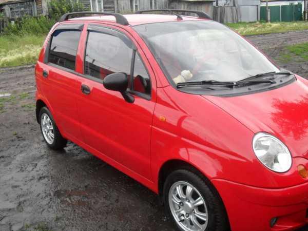 Daewoo Matiz, 2009 год, 115 000 руб.
