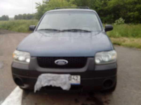 Ford Escape, 2005 год, 500 000 руб.