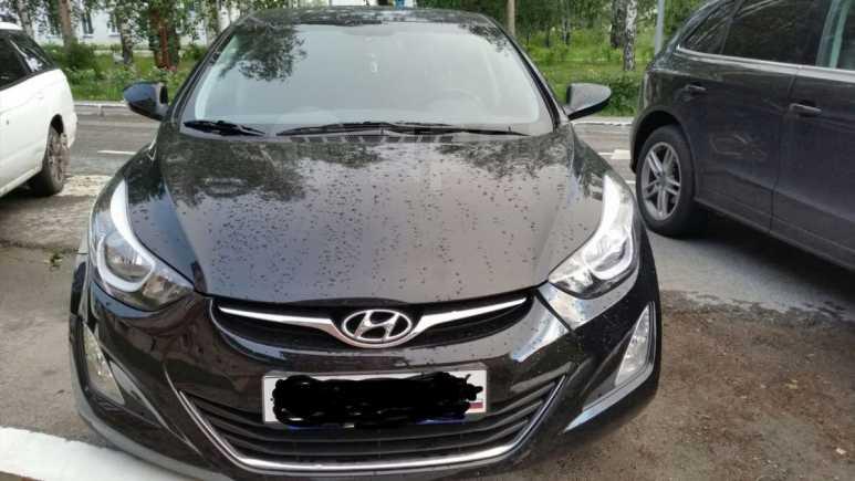 Hyundai Hyundai, 2014 год, 810 000 руб.