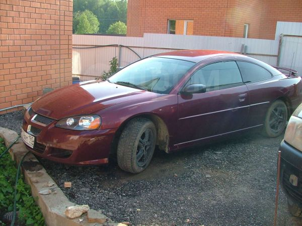 Dodge Stratus, 2004 год, 230 000 руб.
