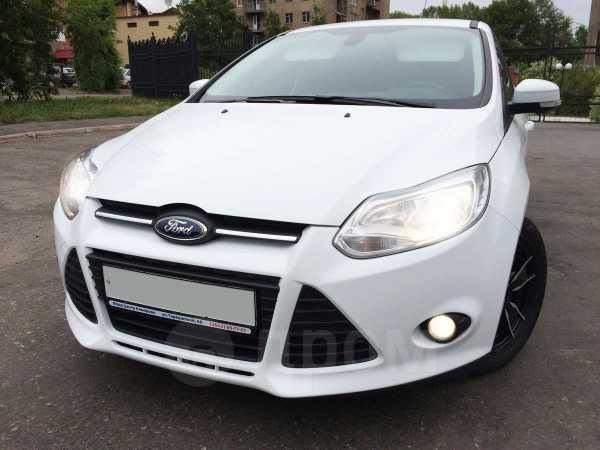 Ford Focus, 2014 год, 675 000 руб.