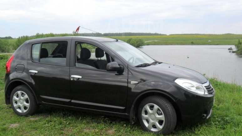 Renault Sandero, 2011 год, 319 000 руб.