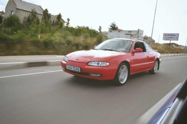 Mazda MX-6, 1993 год, 80 000 руб.