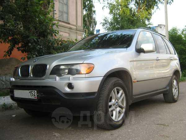 BMW X5, 2001 год, 445 000 руб.